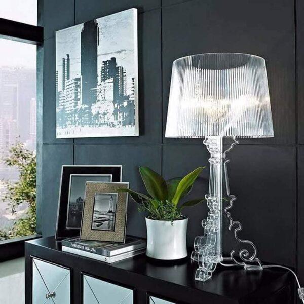 Bourgie lampada da tavolo