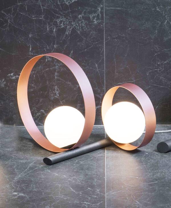 Bubble DT Duo Lampada da tavolo Brand Riflessi