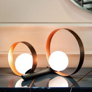 Bubble DT Duo Lampada da tavolo