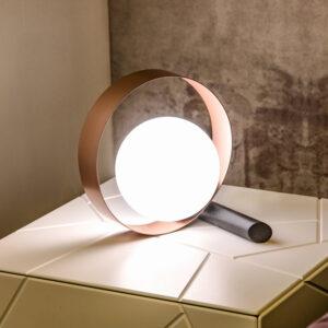 Bubble T Lampada da tavolo