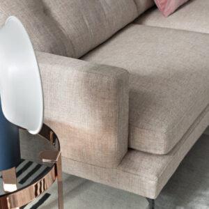 Essentiel divano dettagli