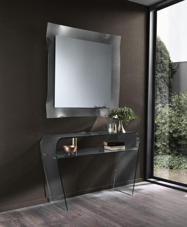 Ginevra specchio retro illuminato