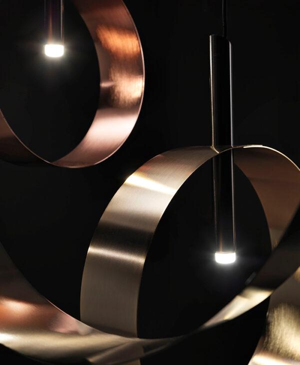 Led Loop S6 Lampada a sospensione lampadario