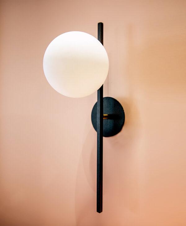 Meridian Lampada da parete Riflessi applique