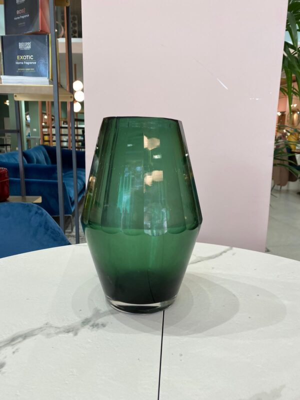 Geometrico vaso basso