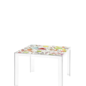 Invisible table kids