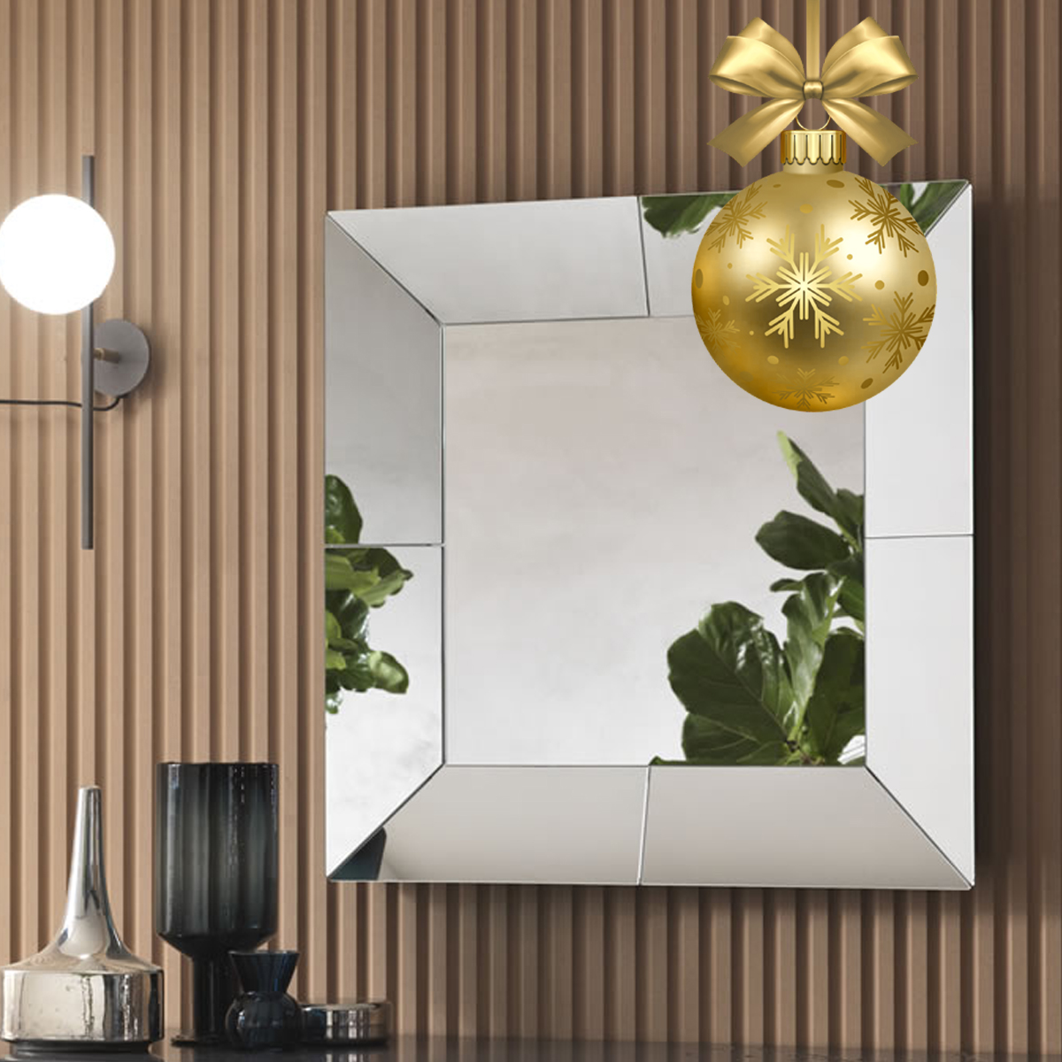 Natale cube