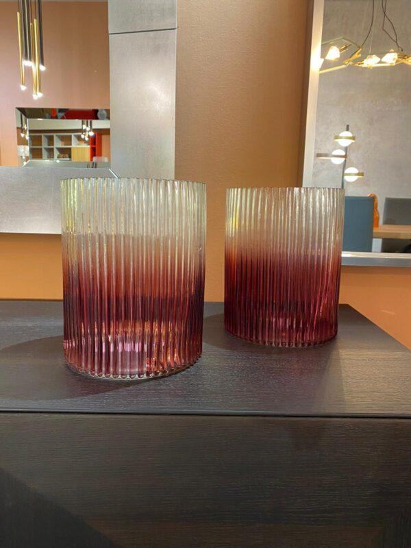 Zigrinato vaso